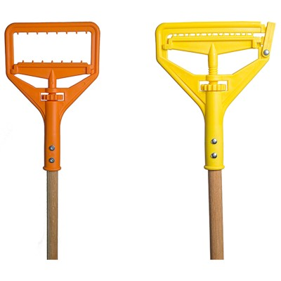 Plastic Head Mop Handles (Value Series)