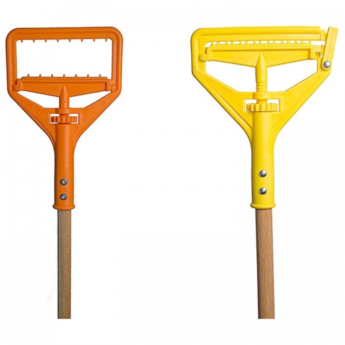 Plastic Head Mop Handles (Value Series), vase