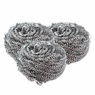 Stainless Steel Scrub Pads