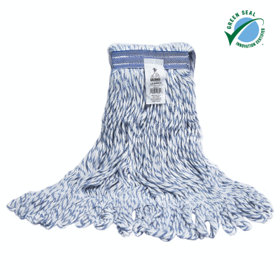 Candy Striped Loop-End Finish Mops