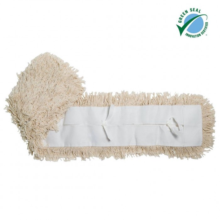 Helper Cut-End Dust Mops, hemo